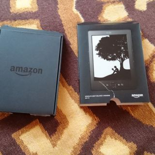 vand E-book reader Kindle amazon wi-fi, 4G, 6 inch