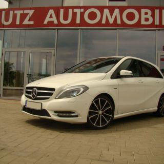 MERCEDES BENZ B 200 CDI BLUE EFFICIENCY