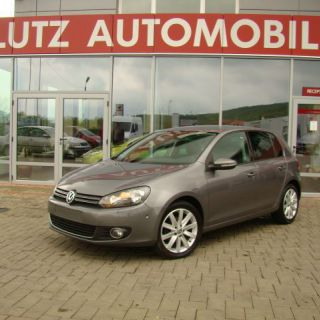 VOLKSWAGEN GOLF VI 2.0 TDI HIGHLINE
