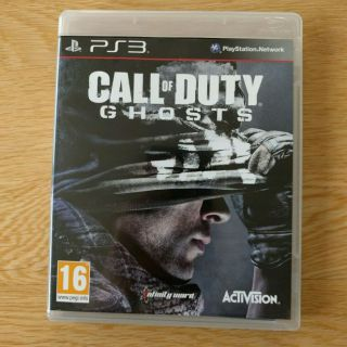 Call of Duty - Ghosts PS3
