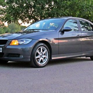 BMW e90, 318d, an 2008 Efficient Dynamics