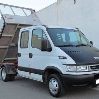 Iveco Daily, an 2004, 2.3 Diesel