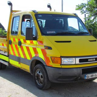 Iveco Daily, an 2004, 2.8 Turbo Diesel