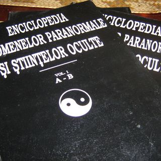 Enciclopedia fenomenelor paranormale - 5 volume