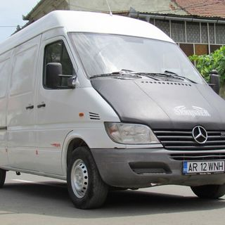 Mercedes Sprinter 311, an 2001, 2.2 CDI