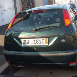 Ford Focus, motor 1.8, an 2004