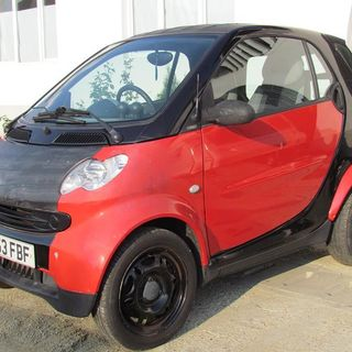 Smart For Two, 599cmc , an 2004