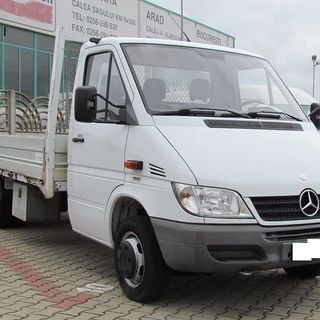 Mercedes Sprinter 416 CDI, 2.7 cdi , an 2004