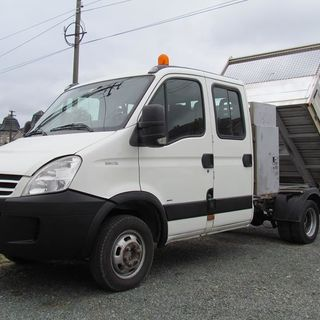 Iveco Daily 35C12, 2.3 Turbo Diesel, an 2007