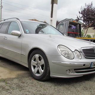 Mercedes E Klass E280 Avantgarde, 3.0 CDI, an 2006