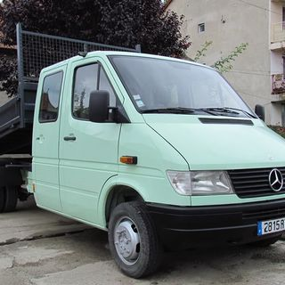 Mercedes Sprinter 412d, 2.9 Turbo Diesel , an 1999