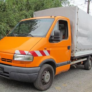 Renault Master , 2.2 DCI , an 2002