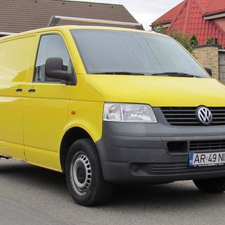 Vw Transporter T5, 2.5 TDI, an 2006