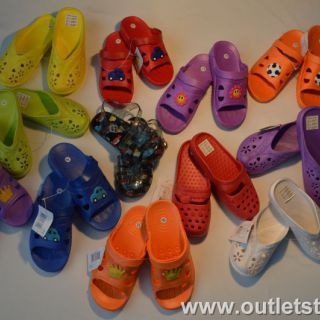 mix flip-flops copii,import Olanda.