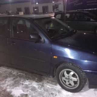 Vand vw polo clasic